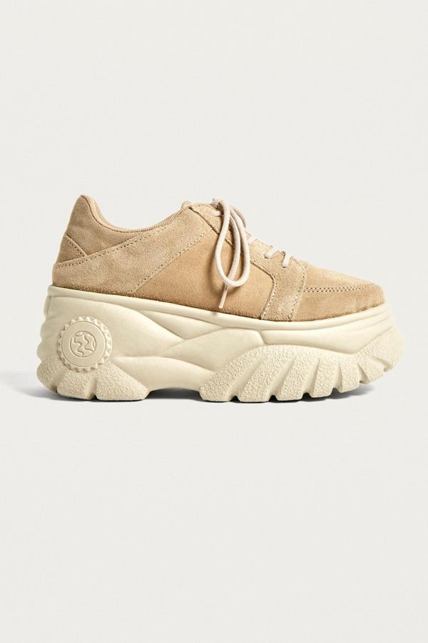 dd309ec1 UO Tyson Tan Chunky Trainers in 2019 | Cool Shoes online , Womens Boots |  Chunky shoes, Mens shoes boots, Trainers