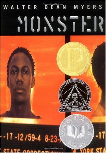 Monster by Walter Dean Myers  PDF free download eBook