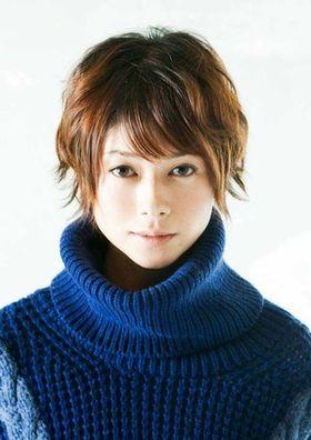 真木よう子(Maki Yoko)写真