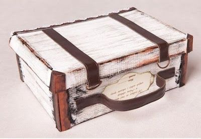 Manualidades como decorar caja de cartón :lodijoella
