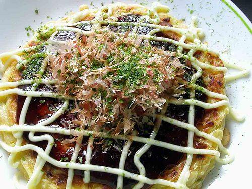 Recette - Okonomiyaki traditionnels | Notée 4/5
