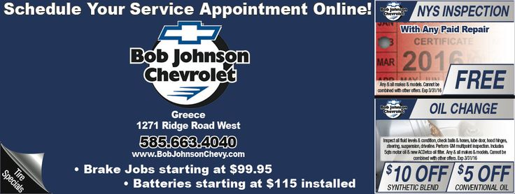 bob johnson chevrolet in greece ny offering a free nys. Cars Review. Best American Auto & Cars Review