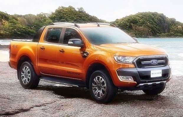 2018 Ford Ranger North America