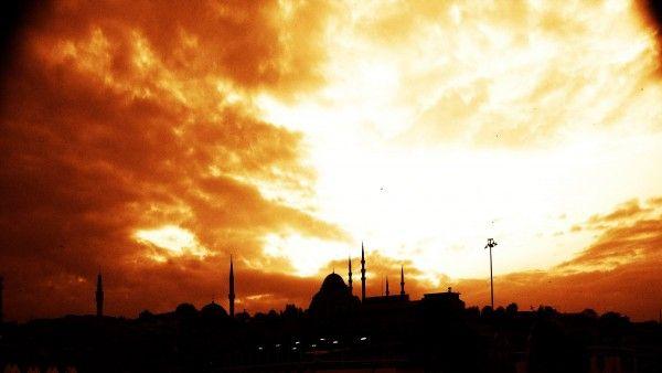 Istanbul (2592x1047) Wallpaper (İstanbul, Türkiye, Turkey, Manzara, Boğaziçi Köprüsü, Sultanahmet Camii, Ayasofya, Yedi Tepe, Surlar, Haliç, Bosphorus Bridge, Blue Mosque, Kız Kulesi, The Maidens Tower, Taksim Meydanı, Çamlıca Tepesi)