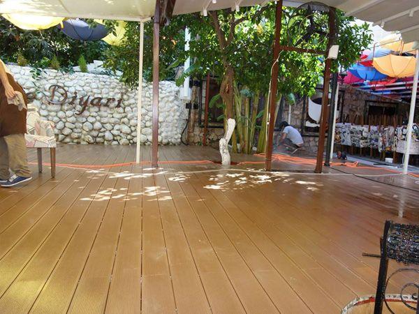 Lame terrasse en bois composite  MDSAFrance