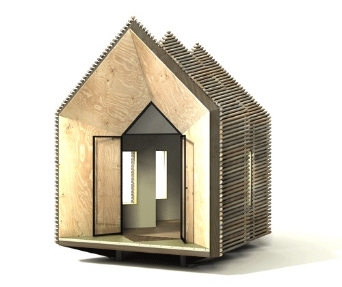 UK The Hermit House, $50: Houses, House Design, Tiny House, The Hermit House, 2006 Hermit