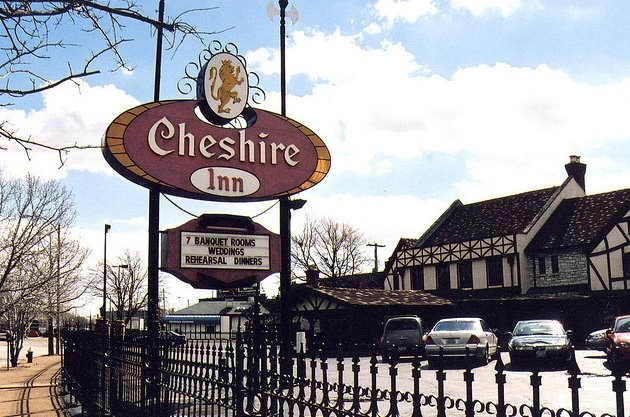 Cheshire Inn.  My 11th or 12th birthday here. First real dinner out at a nice restaurant. Fond memories....