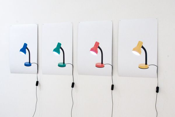 These aren't your ordinary posters. Designer Finn Magee creates multi-functional posters that double as a clock, light, and even a speaker. Just plug them and they're ready to go. If you're further interested, they are available for pre-order at AREWARE.