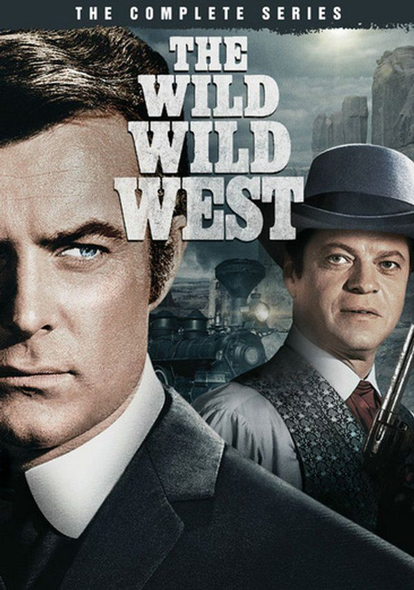 The Wild Wild West - Complete Series (26-DVD) (2015) - Television on Starring Robert Conrad, Ross Martin, Charles Aidman, Michael Dunn & Doug Henderson; Paramount $65.69 on OLDIES.com