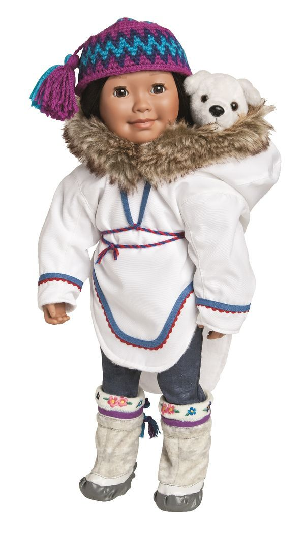 Maplelea's Canadian Girls Are a Cute & Educational Toy Doll Collection #girls #toys trendhunter.com