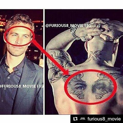 #Repost @furious8_movie ・・・ Vin Diesel may Have Just Revealed his New Tattoo Honoring Paul Walker  #Paulwalker #Vindiesel #Friends #Brothers #tattoos #tatto #tattooed #tattoo #tattooideas #tattooidea #love #photooftheday #Tyrese #Rip