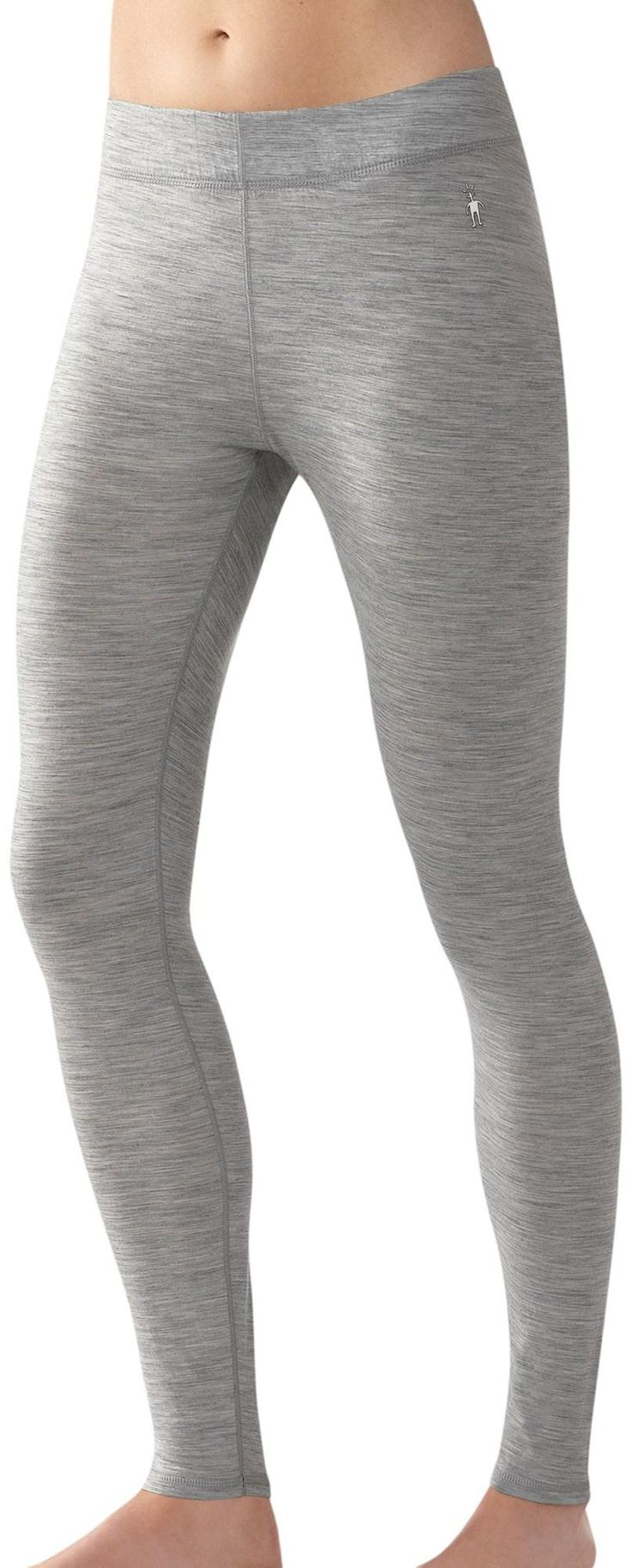 The SmartWool Microweight long underwear bottoms for women help you get out there to enjoy your favorite activities.
