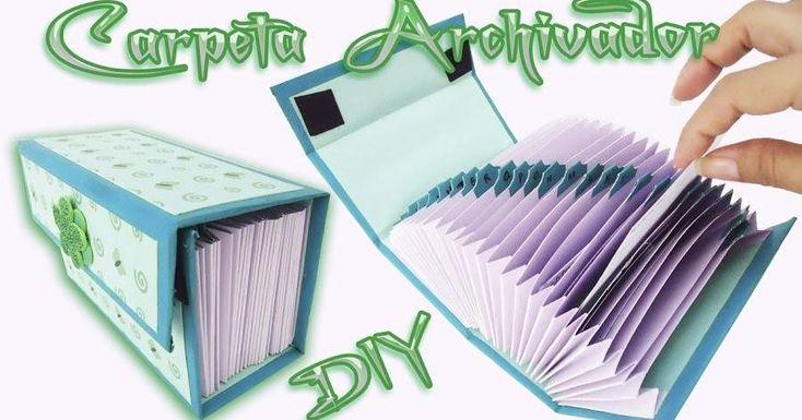 Anota los pasos que debes seguir para elaborar tu propio archivado y ten todos tus papeles bien ordenados.