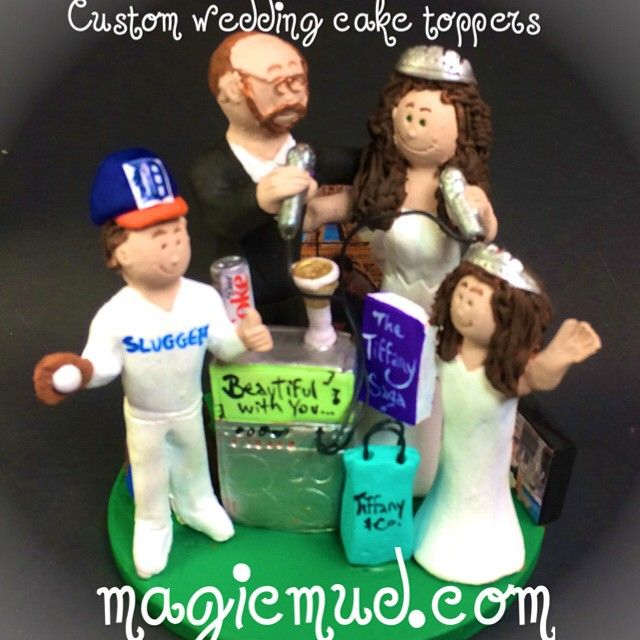 #weddingCakeTopper #weddingcaketoppers #weddinganniversary #blendedfamilywedding #blendedfamily  #magicmud