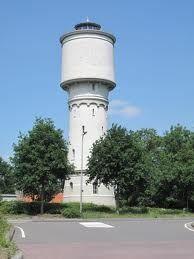 De watertoren!