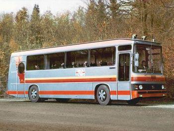 """ЛАЗ 5255П """"Карпаты"""" (№130-Э) '1984–85"""