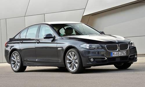#BMW #Serie5.  Proportions dynamiques et  langage esthétique moderne, parfaitement harmonieux de l'avant à l'arrière.