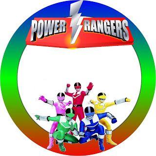 Imágenes de Power Rangers.