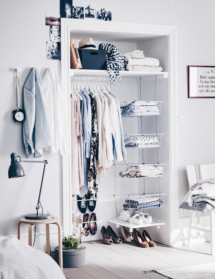 7 tips and practical ideas for a stylish dressing room!