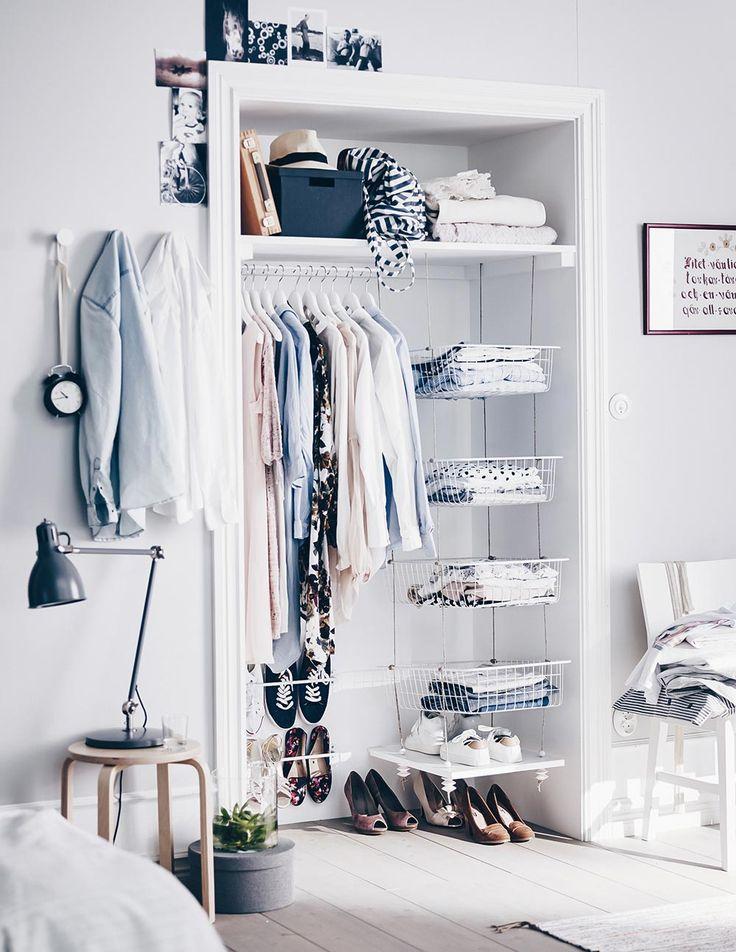 Die besten 25+ Begehbarer kleiderschrank ikea pax Ideen auf ...