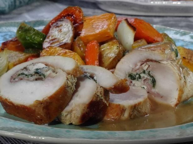 Get Trisha Yearwood's Chicken Saltimbocca Recipe from Food Network