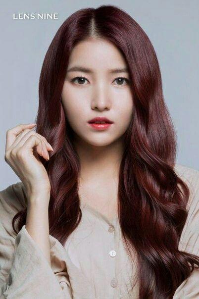 Leader Sowon → GFriend  For Lensnine
