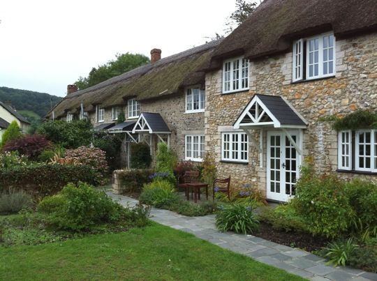 The Masons Arms Hotel Branscombe in Branscombe, Devon voted top 10 best pubs by the sea!