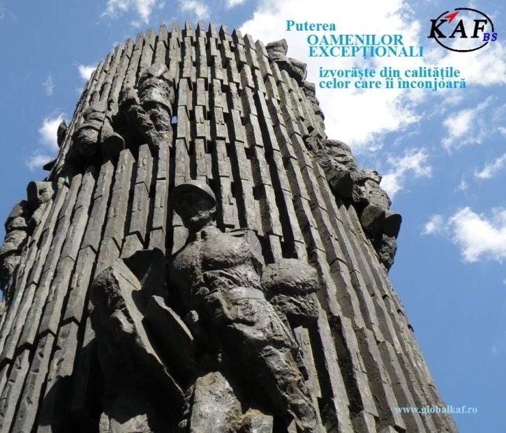 Puterea oamenilor exceptionali izvoreste din calitatile celor care ii inconjoara. – Global KAF www.globalkaf.ro
