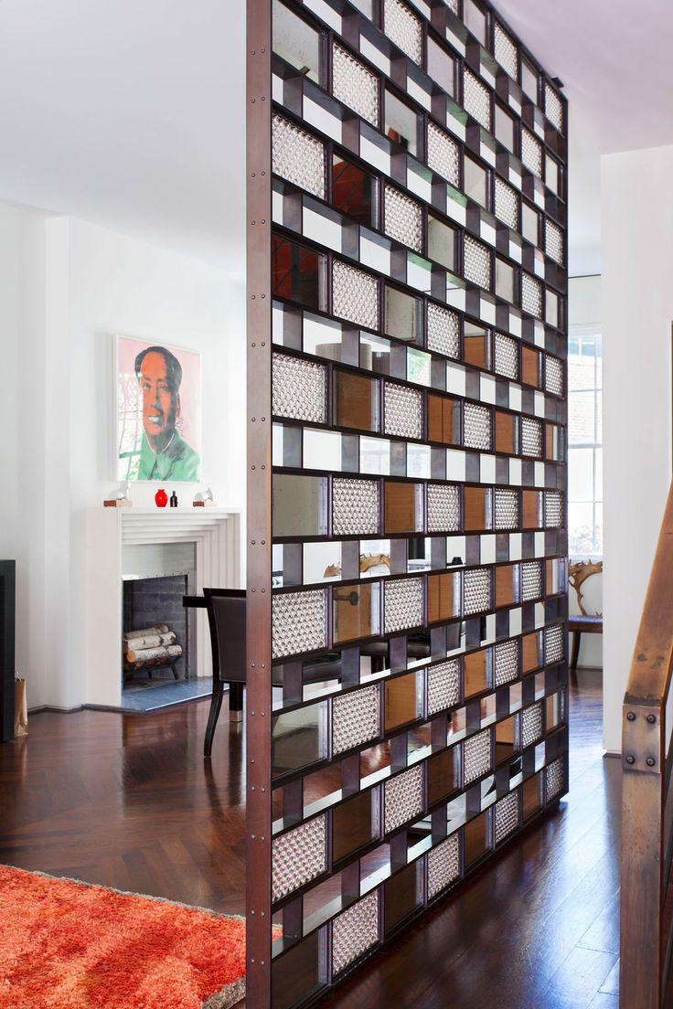 Glass Room Divider 235 best screen / divider images on pinterest | room dividers