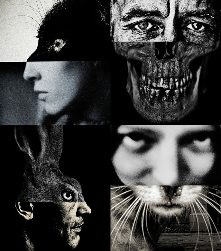 BRETT WALKER is not only a very good photographer but he is also pretty skilled with collage. His work is simply stunning and each image is a masterpiece.