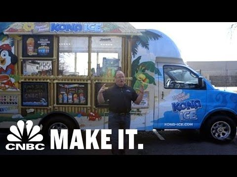 How Kona Ice Cracked The U0027Creepy Ice Cream Trucku0027 Problem | CNBC Make It