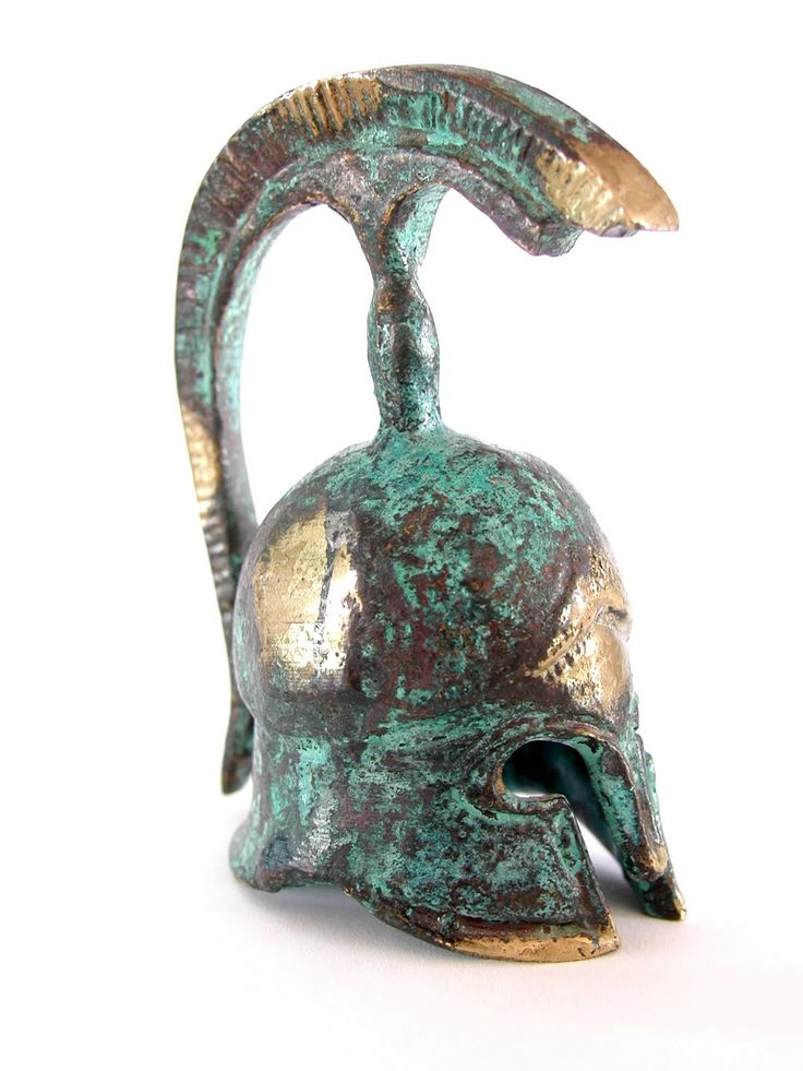 trojan war warriors helmet