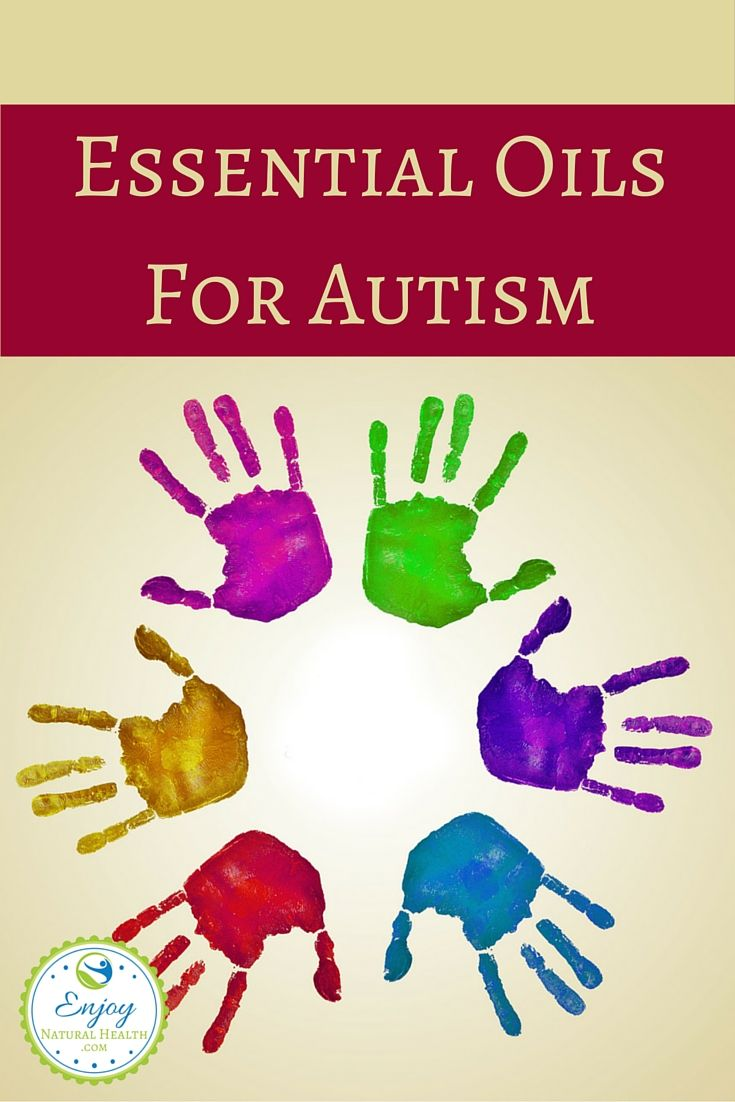 Did you know essential oils can help children who sufffer with autism? Learn about the best essential oils to use with kids who have autism and/or sensory processing issues