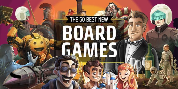 Order a pizza, invite over one to three friends, and try out the best new board games.