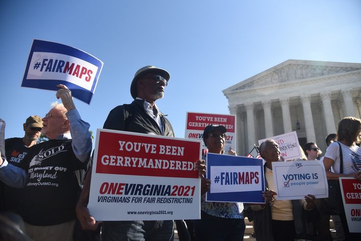 Anthony Kennedy Doesn't Tip Hand In Landmark Redistricting Case | HuffPost