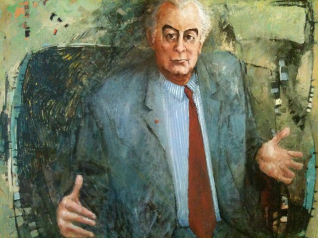 Gough Whitlam, 21st Prime minister of Australia by Clifton Pugh