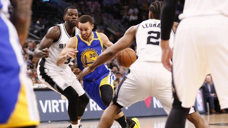 Lets Talk NBA: San Antonio Spurs/Golden State Warriors Preview - The Grueling Truth