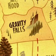 Gravity Falls, Oregon is a mysterious, sleepy, small town in Roadkill County of eastern Oregon...