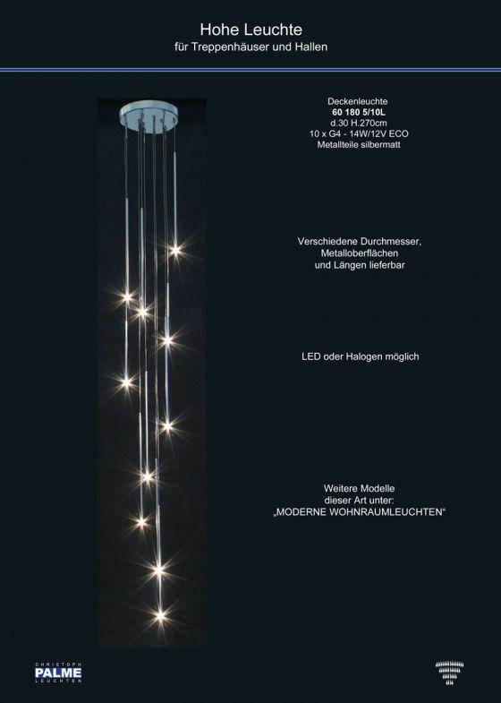 christoph palme leuchtenmanufaktur kristall leuchten wohnraum kristall leuchten objekt. Black Bedroom Furniture Sets. Home Design Ideas