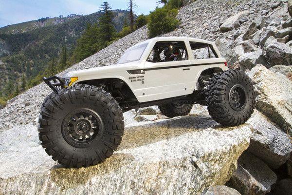 AX90045 - Axial Wraith Spawn 1:10th 4WD RTR - CKRC Hobbies #ckrchobbies