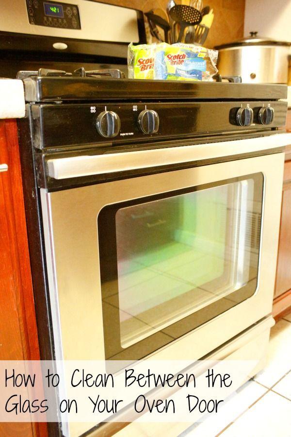 How To Clean Between The Glass In Your Oven Door Jordan S Easy Entertaining Clean Oven Glass Door Clean Oven Door Cleaning Glass