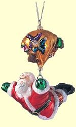 komozja christmas ornaments