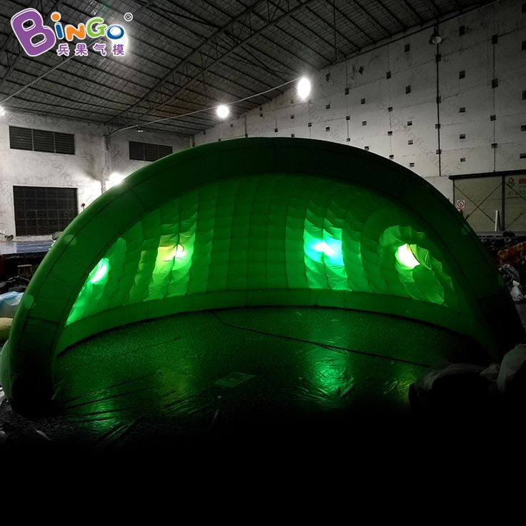 Newest Design Inflatable Dome Tent Garden Igloo Tent Lighting Inflatable Igloo Dome Tents for Childrens Tents