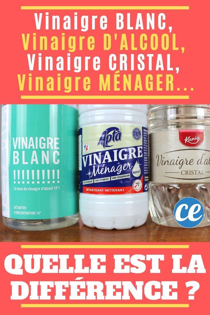 Quel Produit Pour Blanchir Les Joints De Carrelage vinaigre blanc, vinaigre d'alcool, vinaigre ménager : quelle