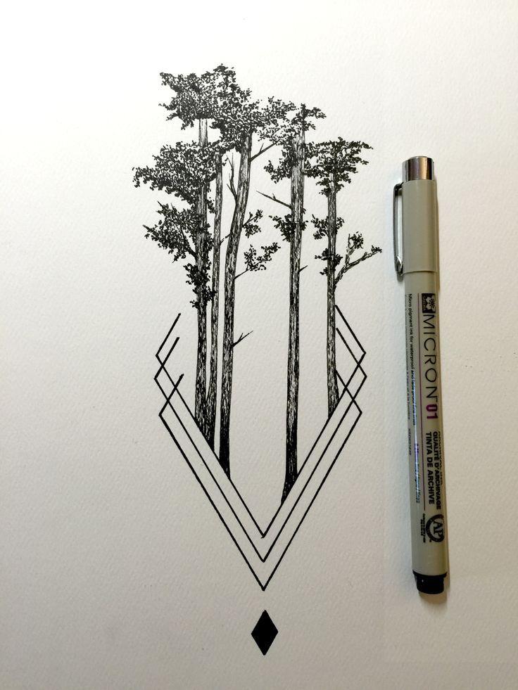 Tägliche Zeichnungen von Derek Myers