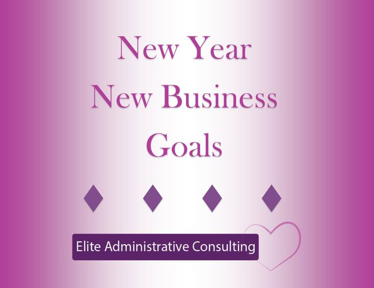 January is the prefect time to sit down and make a list of business goals for the new year. Whether you want to take the leap with a new start-up or are looking to grow your existing business, plan...
