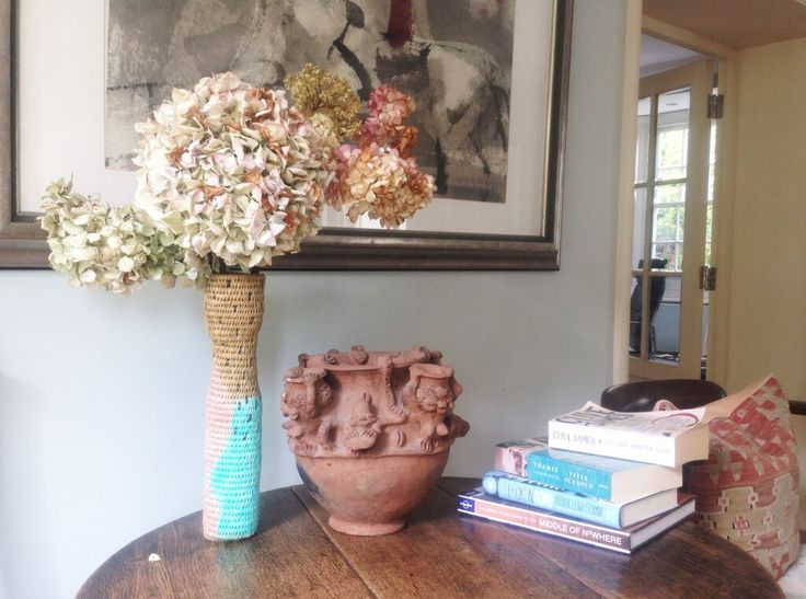 Gone Rural's Vase on display