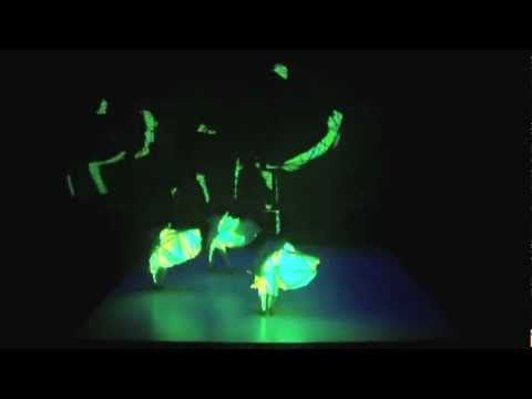 elevenplay dance performance scene 2 at YCAM - YouTube