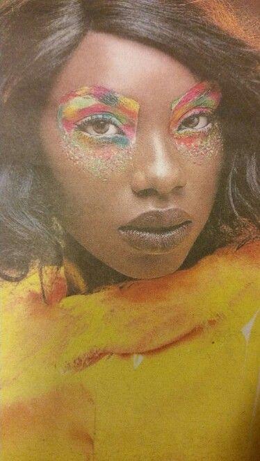 By norien voskuilen make-up Awards 8 march utrecht