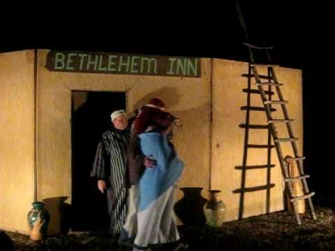 Rock Creek Baptist Church Living Christmas Scenes No Room At The Inn Breakfast Manger Event Pinterest Nativity And Bethlehem
